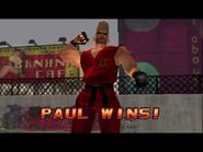 Tekken 3 - Paul Phoenix (Intros & Win Poses)