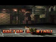 Tekken 3 - Doctor Bosconovitch (Intros & Win Pose)