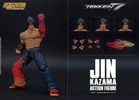 Storm Jin Kazama