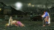 Tekken 6 - Wang Jinrei versus Lei Wulong - Item Move