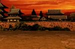 Kyoto at Sunset tekken 2 stage ganryuspecialpage