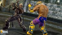800px-King versus Raven - Tekken 6 Bloodline Rebellion