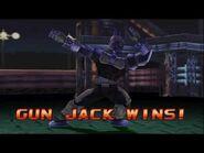 Tekken 3 - Gun-Jack (Intros & Win Poses)