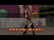 Tekken 3 - Bryan Fury (Intros & Win Poses)