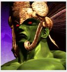 Ogre - Closeup - Tekken 3