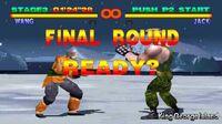 Tekken 1 Walkthrough - Wang