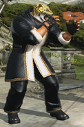 Tekken 6 - King II - 2P - Front