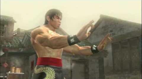 Tekken 6 - Marshall Law Trailer