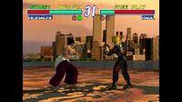 Tekken 2 gameplay