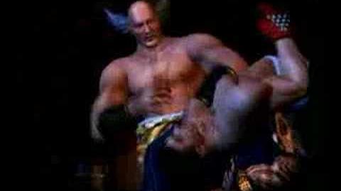 Tekken Tag Tournament - Heihachi Ending