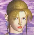 Nina Williams Tekken2 portrait alternate