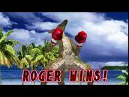 Tekken 2 - Roger (Win Poses)