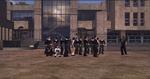 School-1 stage