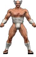 Tekken 4 Heihachi