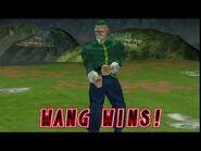 Tekken 2 - Wang Jinrei (Win Poses)
