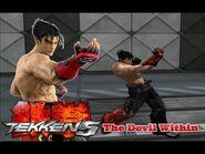 Tekken 5 The Devil Within Full Game HD Walkthrough Longplay (pcsx2)