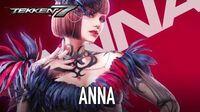 Tekken 7 - PS4 XB1 PC - Anna (Season Pass 2 Character Trailer)