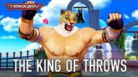 Tekken Mobile King Reveal Trailer