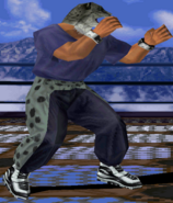 Tekken 3 - King II - 2P - Front