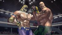 King & Marduk Tag Team