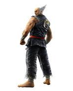Tekken 6 BR Heihachi Mishima