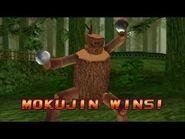 Tekken 3 - Mokujin (Intros & Win Poses)