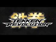Tekken Revolution OST- Online Menu (Kodama Starship)