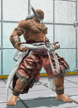 Jinpachi Mishima/Outfits