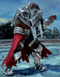 Armor King/Outfits