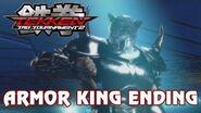Tekken Tag Tournament 2 - 'Armor King Ending' TRUE-HD QUALITY