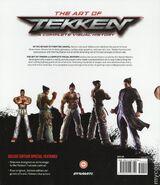 The art of tekken 3