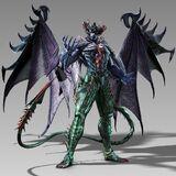 Devil Kazuya