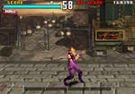 Nina williams tekken force tekken 3 00