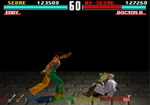 Eddy gordo vs dr bosconovitch tekken force tekken 3