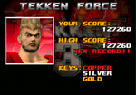 Tekken force score paul phoenix clés