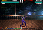 Nina williams tekken force tekken 3 02