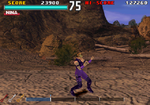 Nina williams tekken force tekken 3