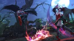 Devil Jin VS Eliza - Tekken Revolution.jpg