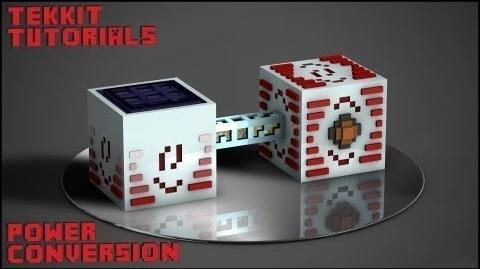 Tekkit Lite How To Power a Quarry Using An Energy Bridge (Tutorial) Minecraft-1367087348