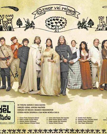 Cordel Encantado Telenovelas Wiki Fandom