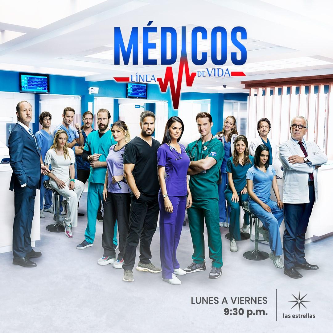 Médicos Línea De Vida Telenovelas Wiki Fandom