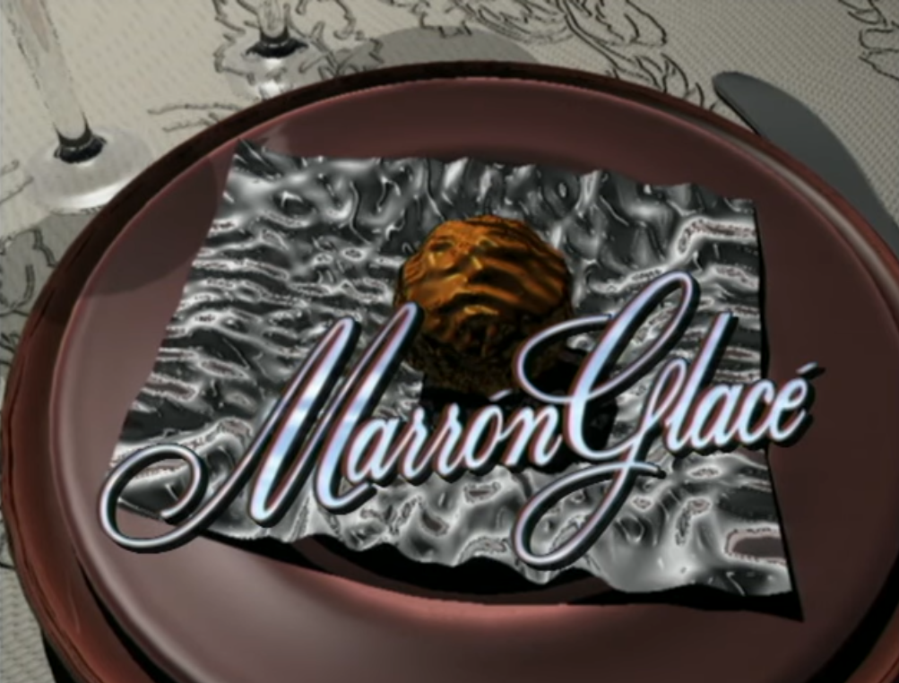 Marrón Glacé