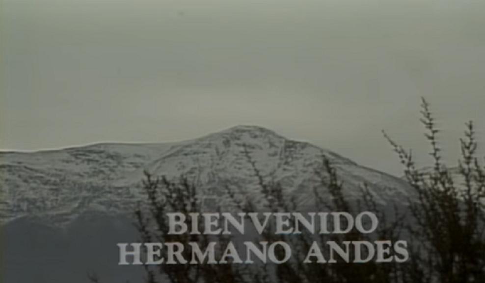 Bienvenido Hermano Andes