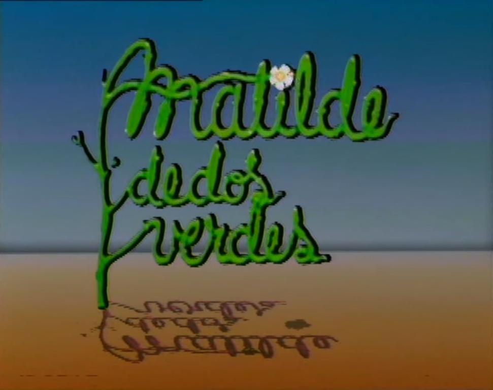 Matilde Dedos Verdes