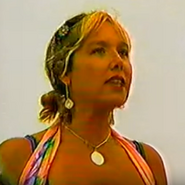 Sandra ORyan en Playa Salvaje