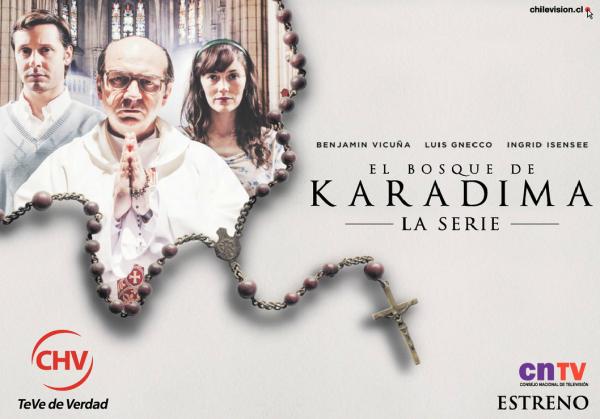 El Bosque de Karadima: La Serie