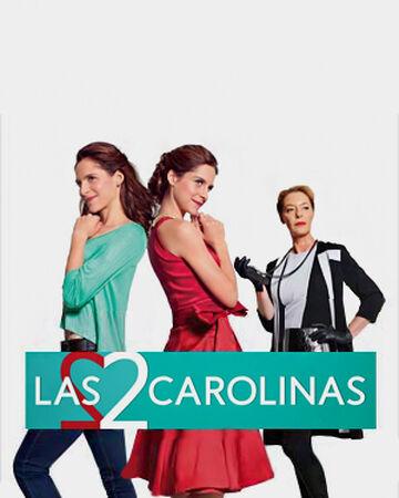 Las 2 Carolinas Chilevisión 2014.jpg