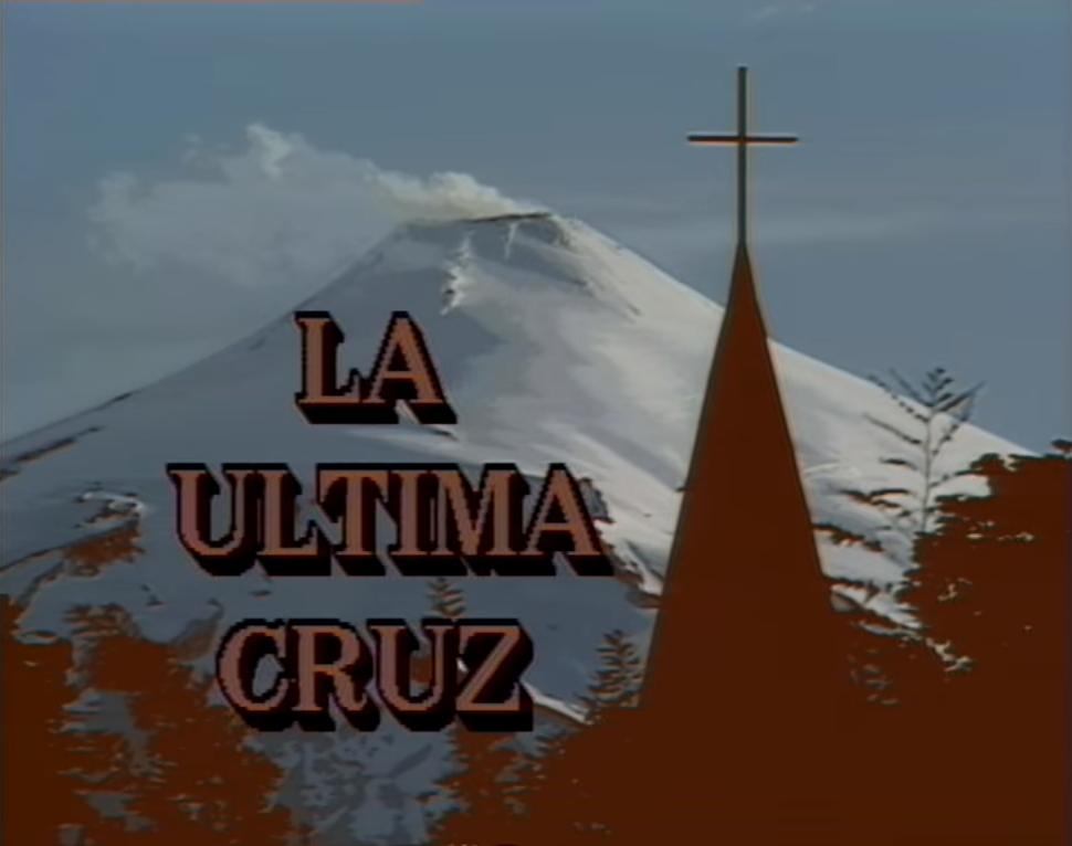 La Última Cruz