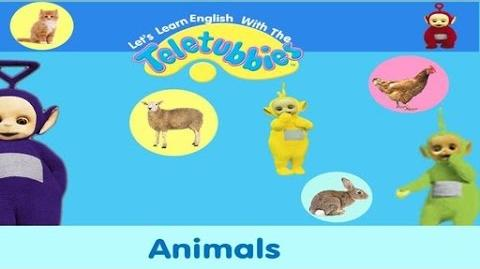 Let's Learn English With The Teletubbies! - Animals (2006)