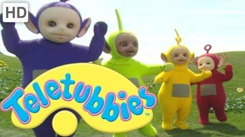 Teletubbies - Rolling